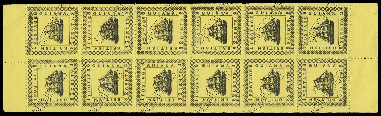 BRITISH GUIANA 1882  SG163/b/5/c Mint