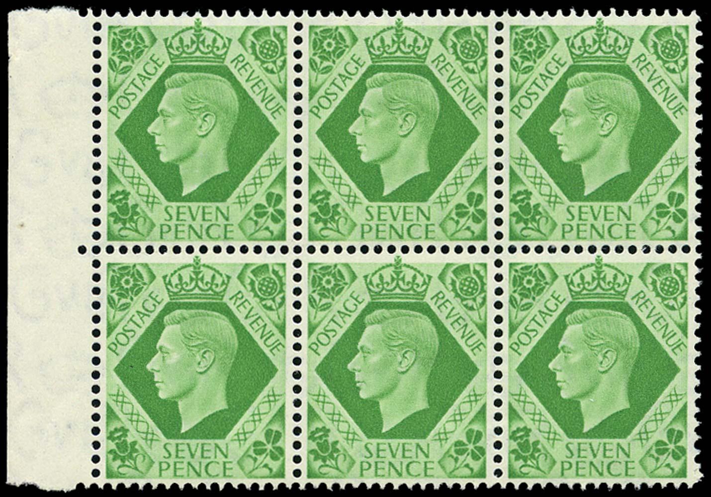 GB 1939  SG471var Mint