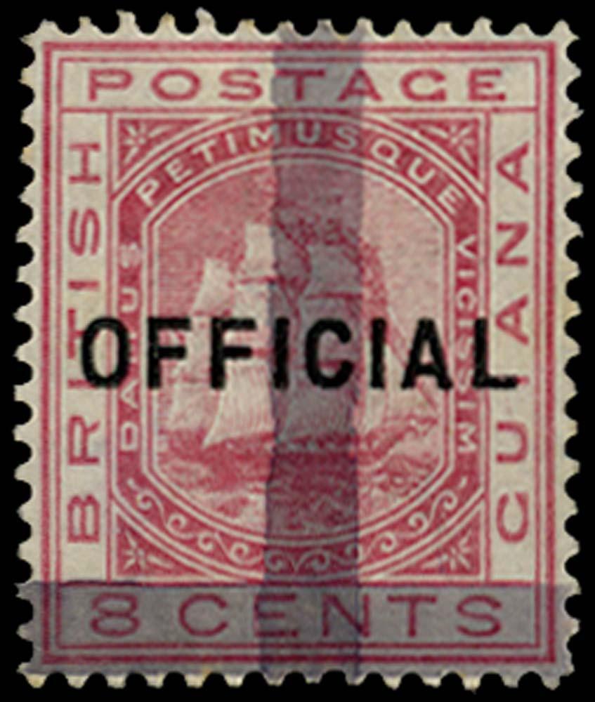 BRITISH GUIANA 1878  SG148 Mint