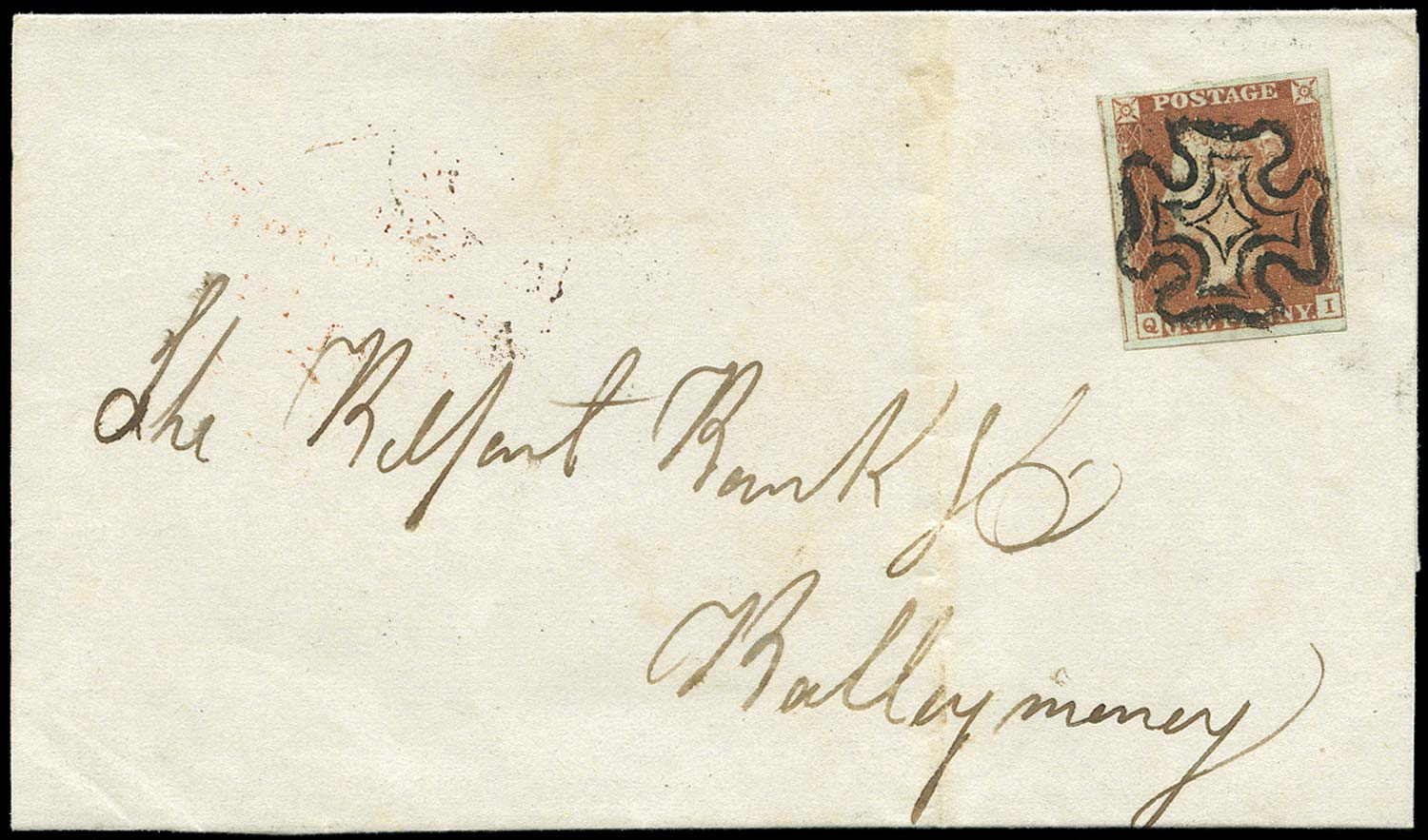 GB 1841  SG7 Pl.10 Cover
