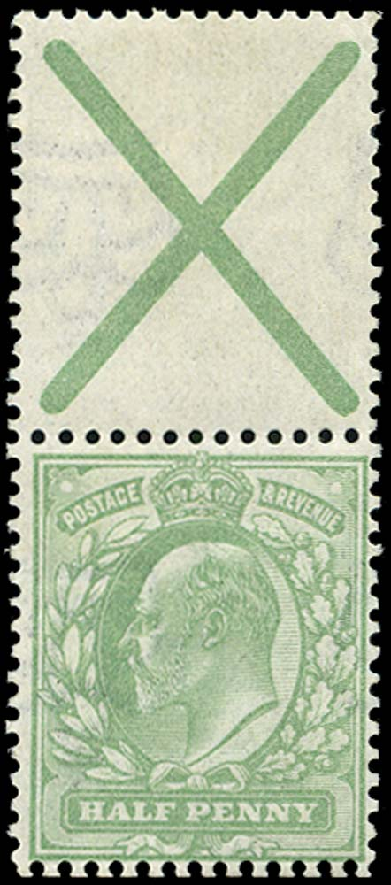 GB 1904  SG218aw Mint