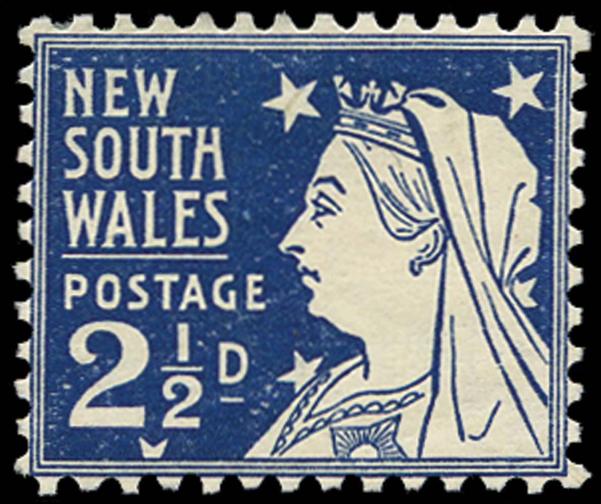 NEW SOUTH WALES 1907  SG356 Mint