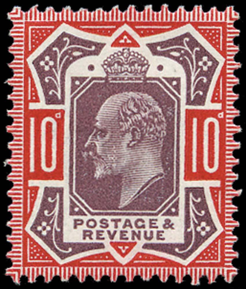 GB 1911  SG309 Mint Unused o.g.