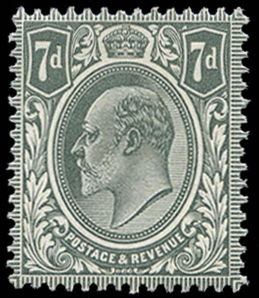 GB 1912  SG305var Mint Unused o.g.