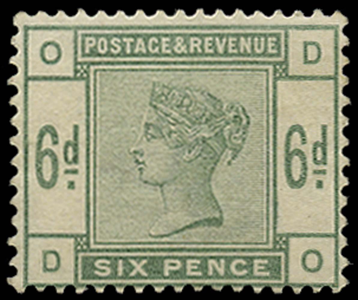 GB 1884  SG194 Mint