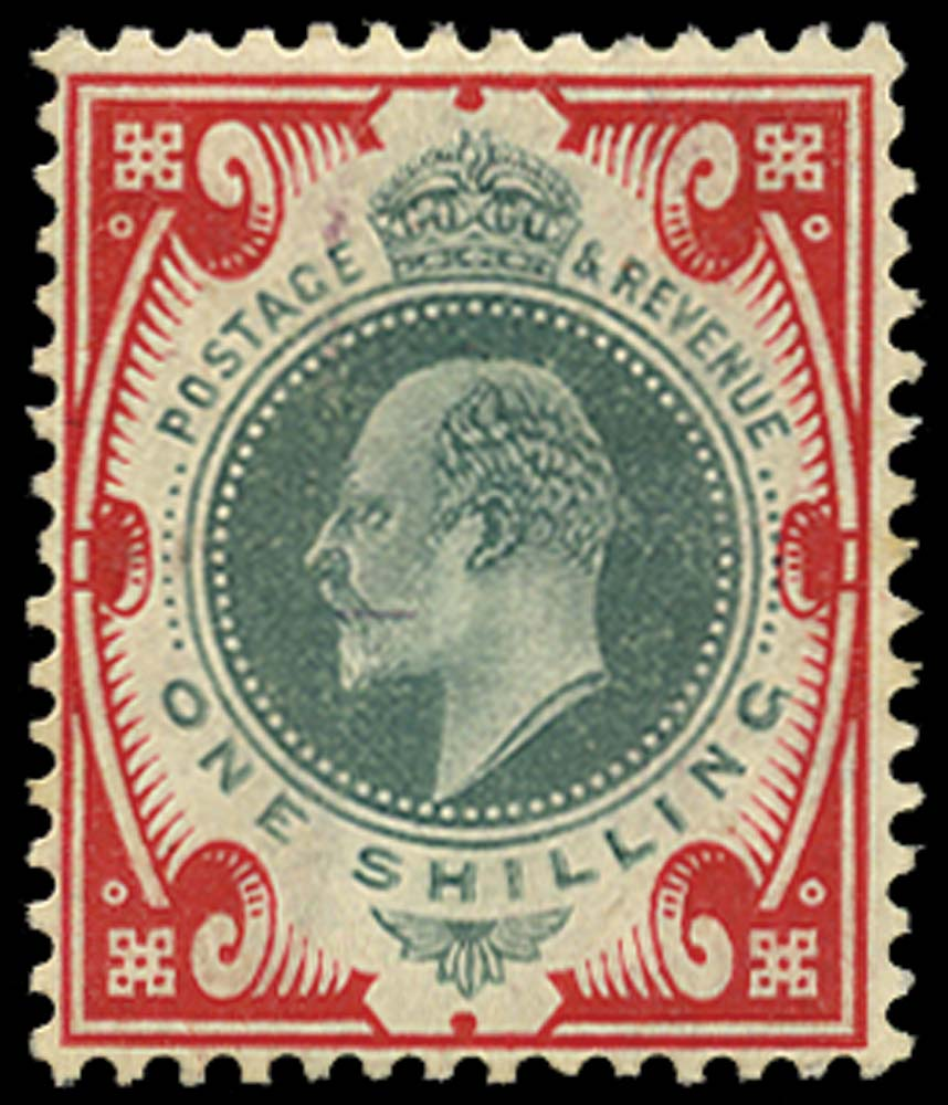 GB 1910  SG259 Mint