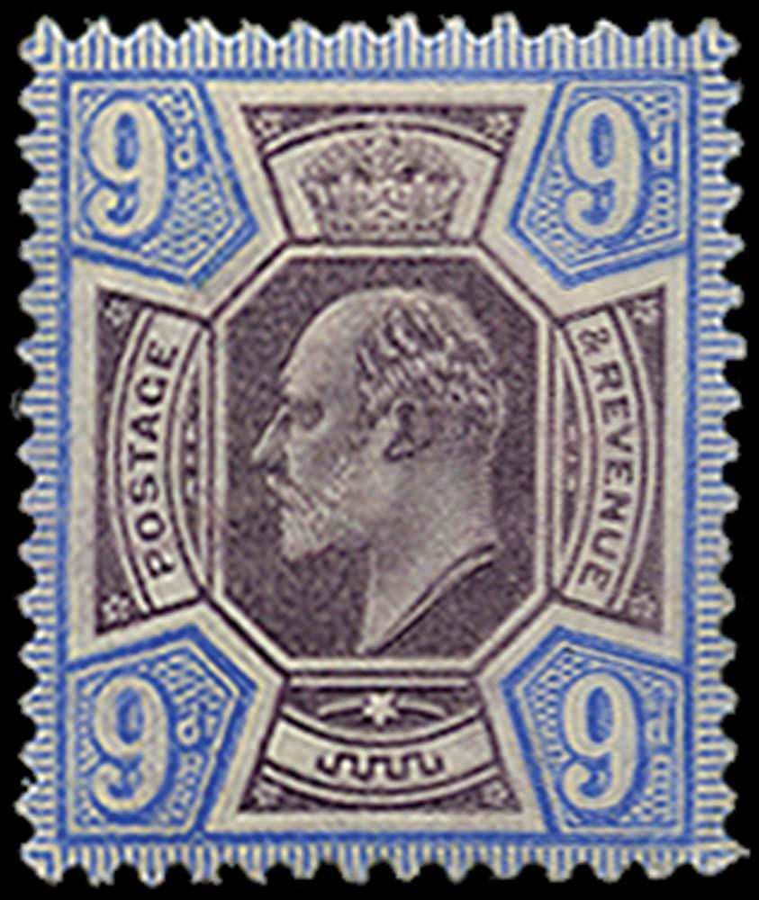 GB 1902  SG251 Mint