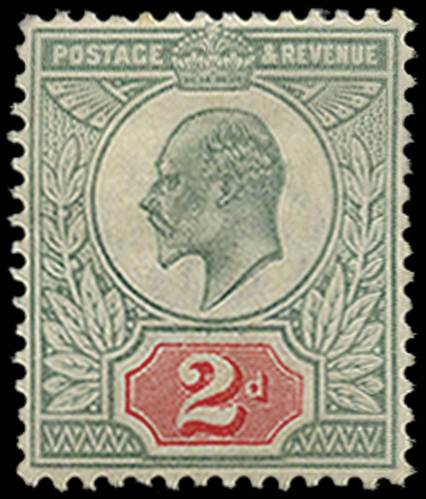 GB 1903  SG226var Mint