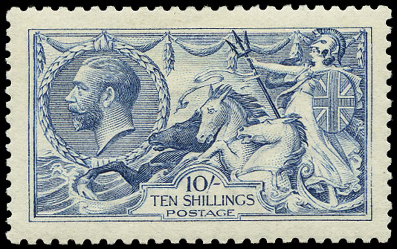 GB 1915  SG412 Mint Unused o.g.