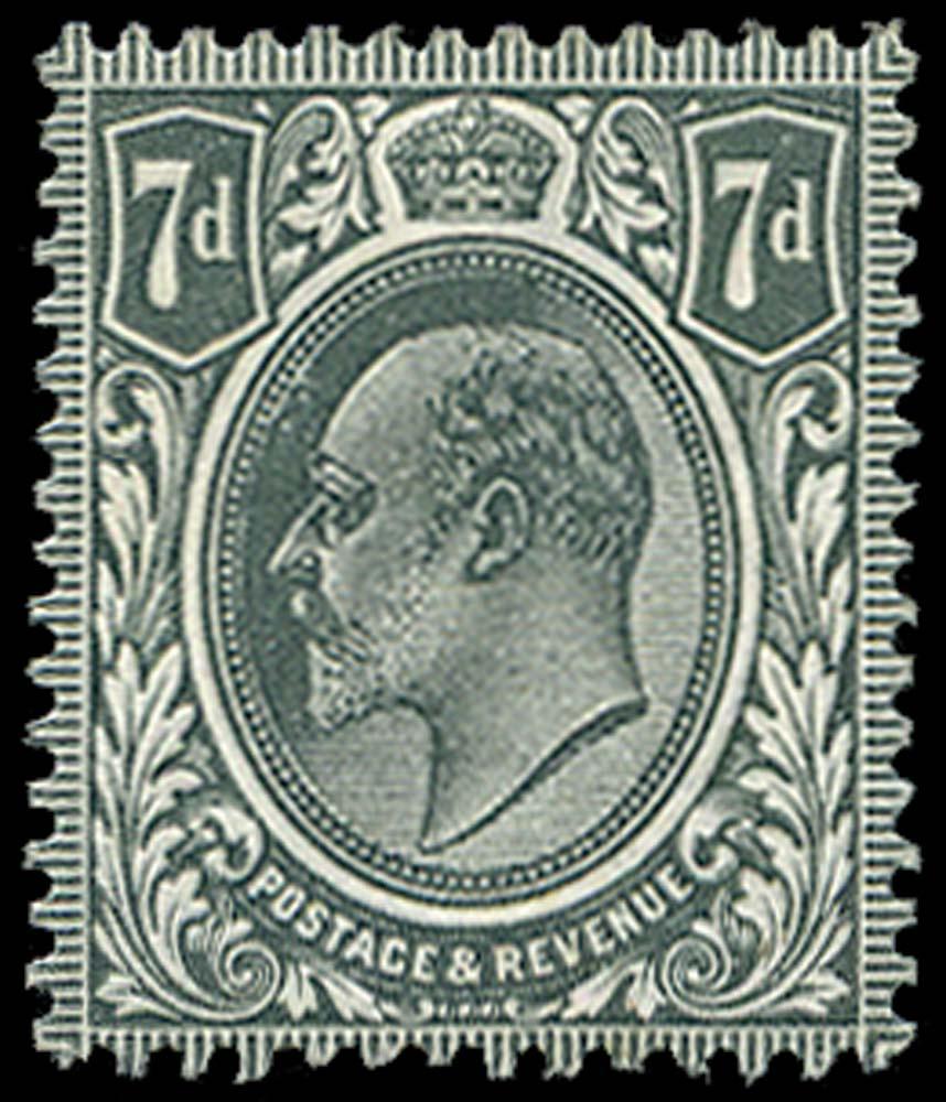 GB 1912  SG305var Mint