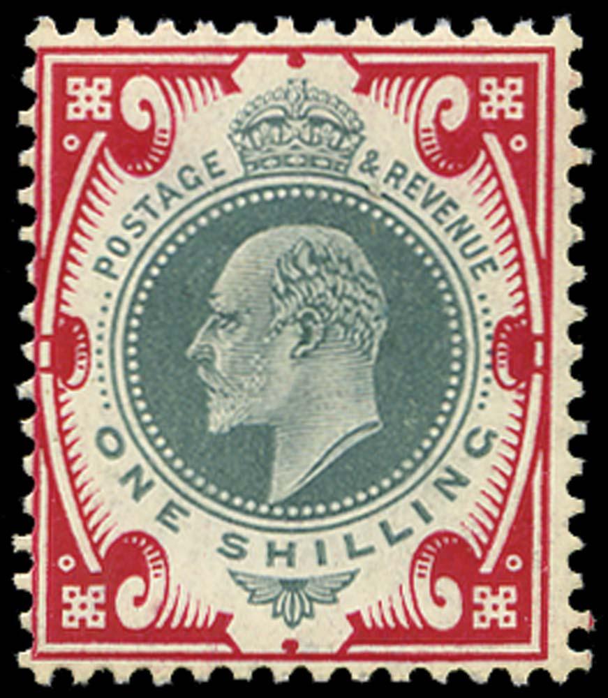 GB 1905  SG257a Mint