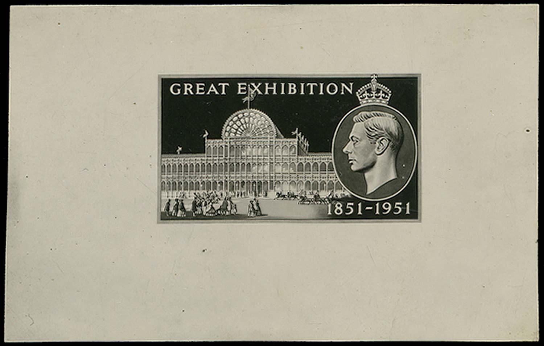 GB 1951  SG513var Essay Festival of Britain
