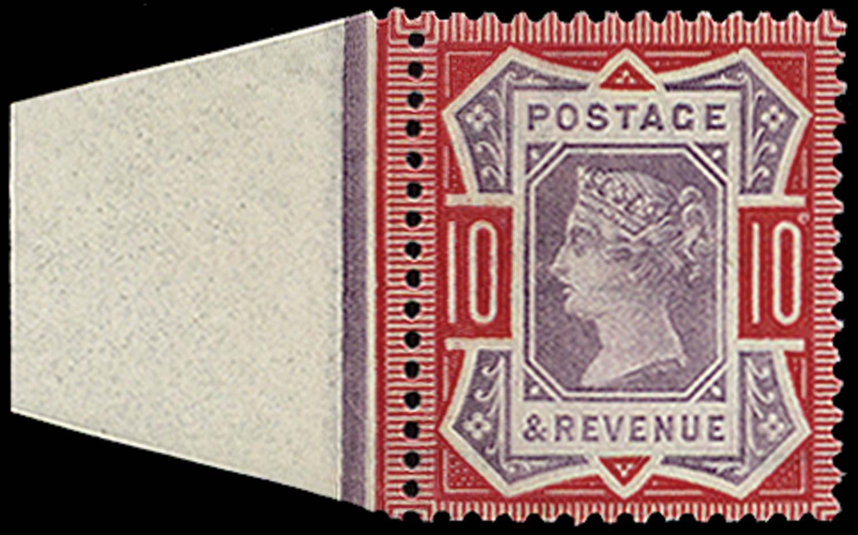 GB 1890  SG210a Mint U/M example