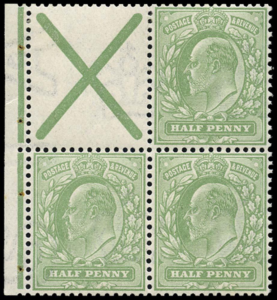 GB 1904  SG218a Mint