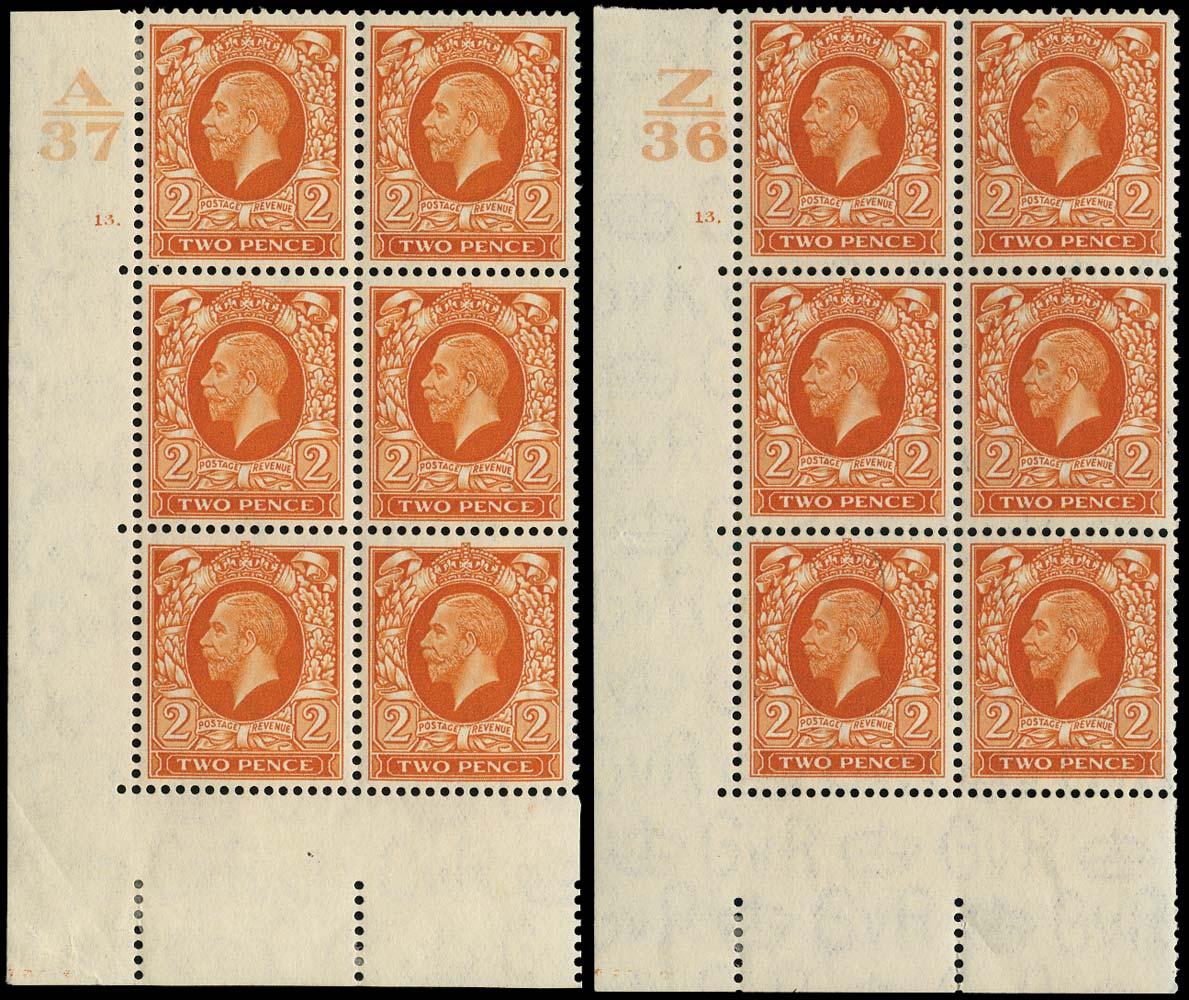 GB 1936-7  SG442 Mint -