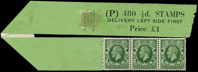 GB 1935  SG439a Mint - Coil leader (Code P)