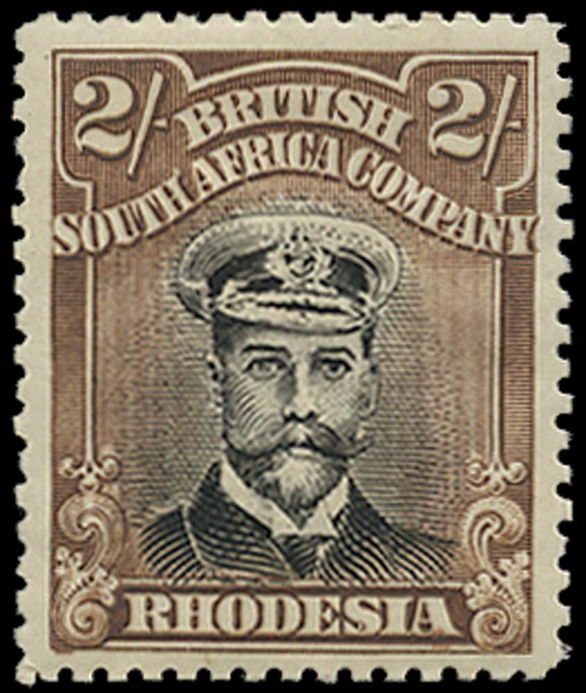RHODESIA 1923  SG318 Mint