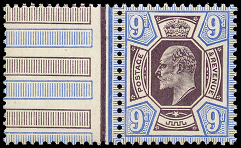 GB 1905  SG251a Mint