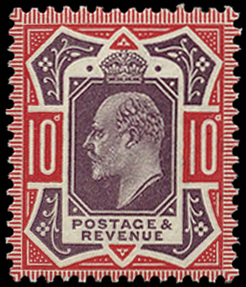 GB 1911  SG311var Mint - unmounted o.g.