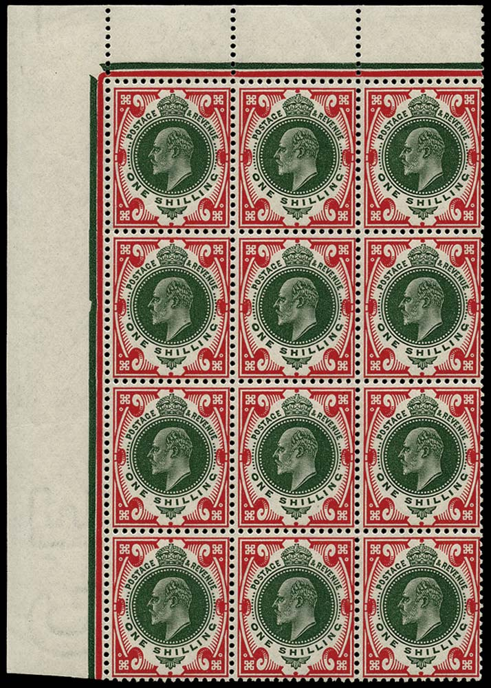 GB 1912  SG314 Mint - unmounted o.g.