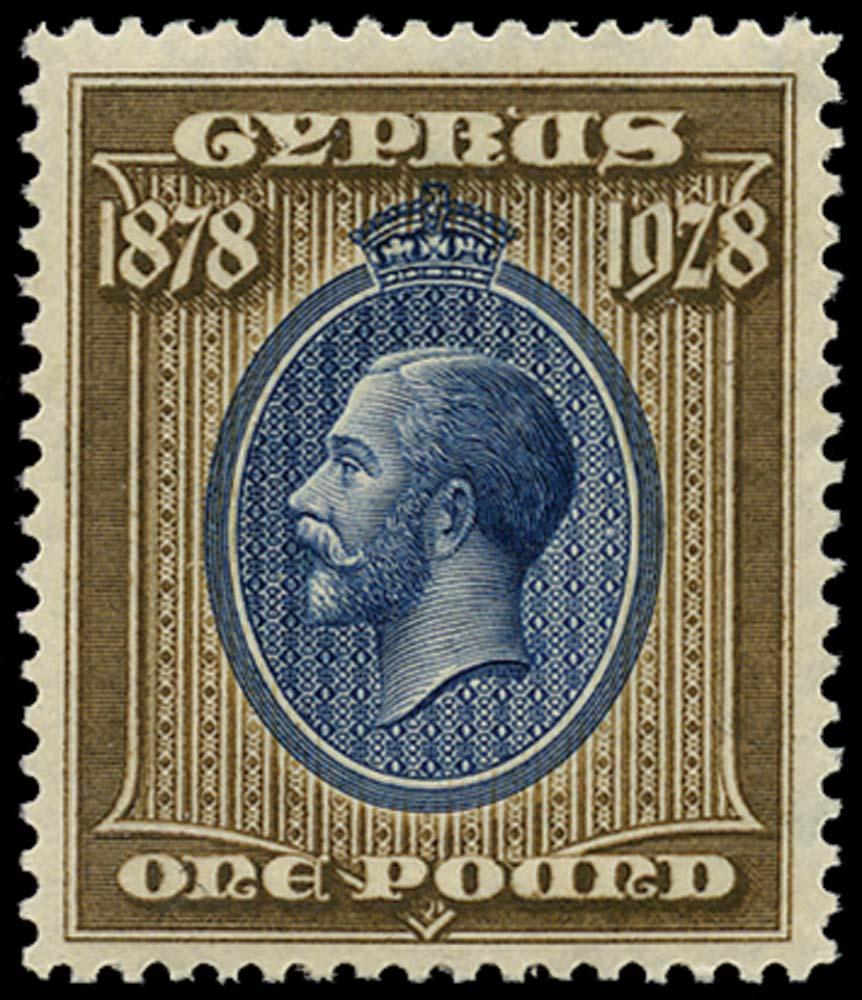 CYPRUS 1928  SG132 Mint