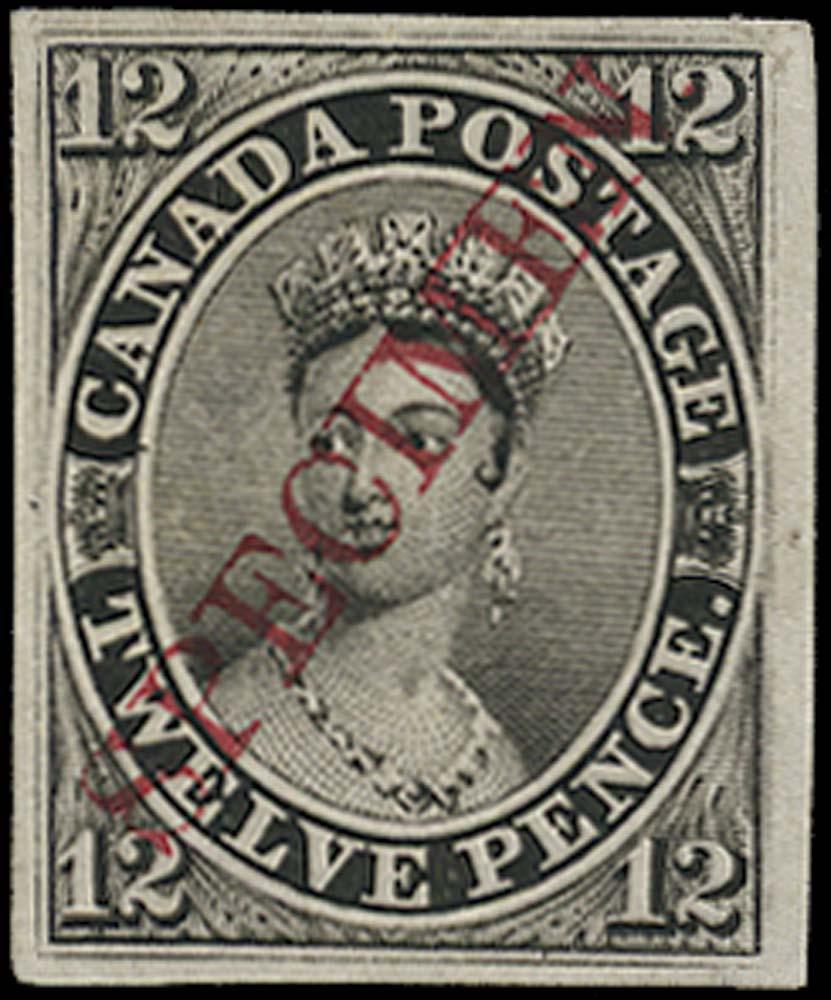 CANADA 1851 Proof