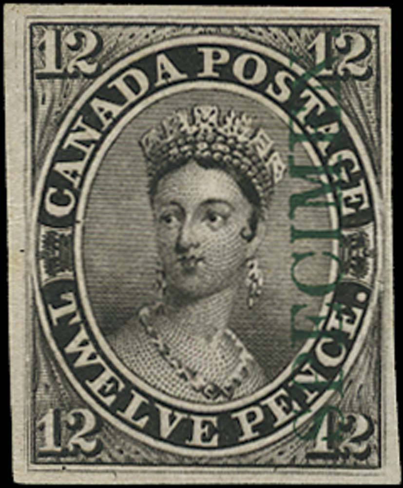CANADA 1851 Proof