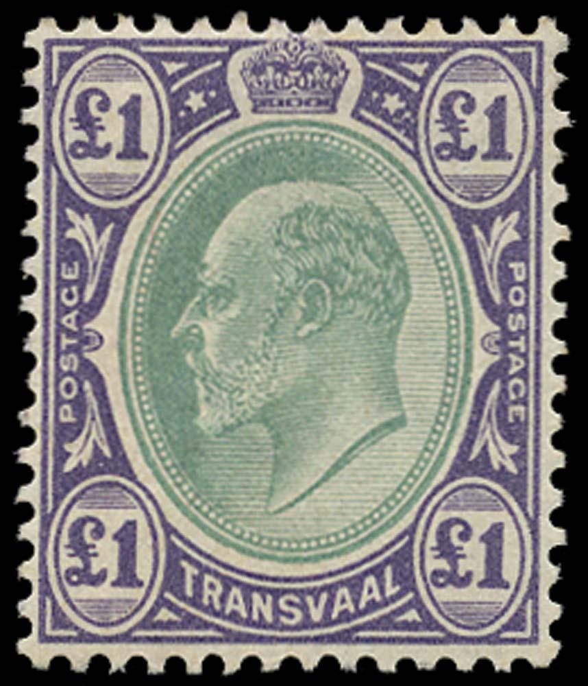 TRANSVAAL 1903  SG258 Mint