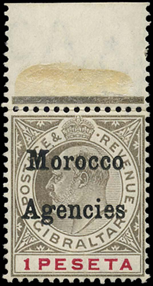MOROCCO AGENCIES 1905  SG22a Mint