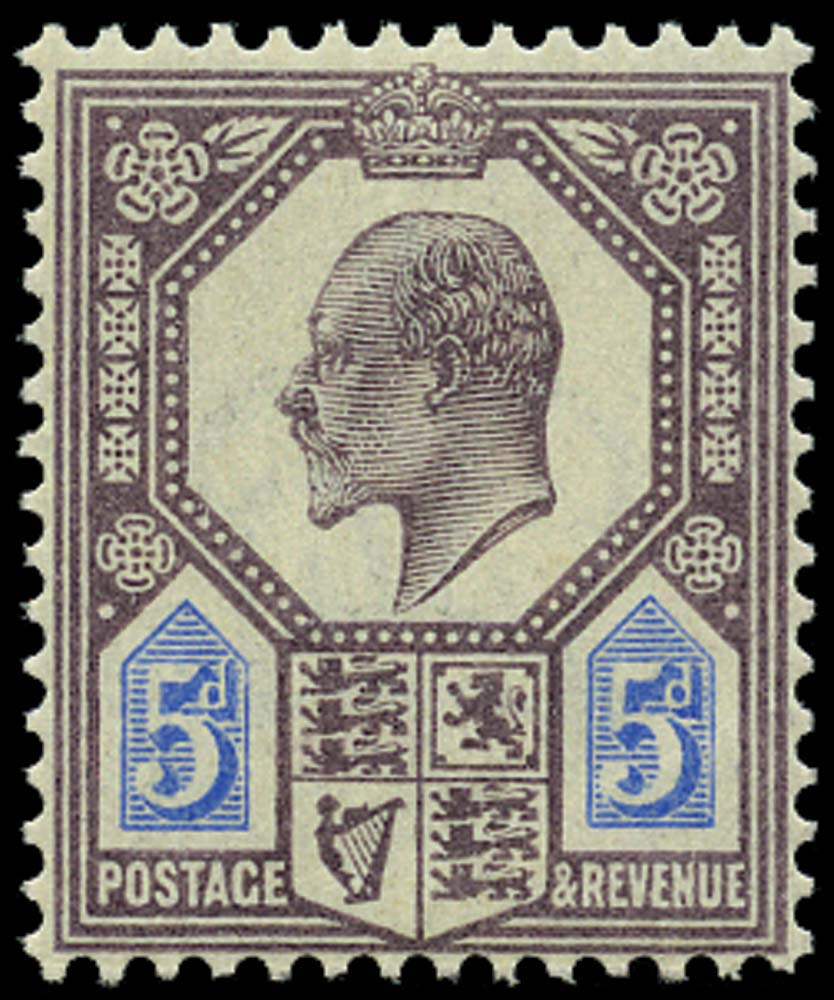 GB 1901  SG242 Mint U/M example