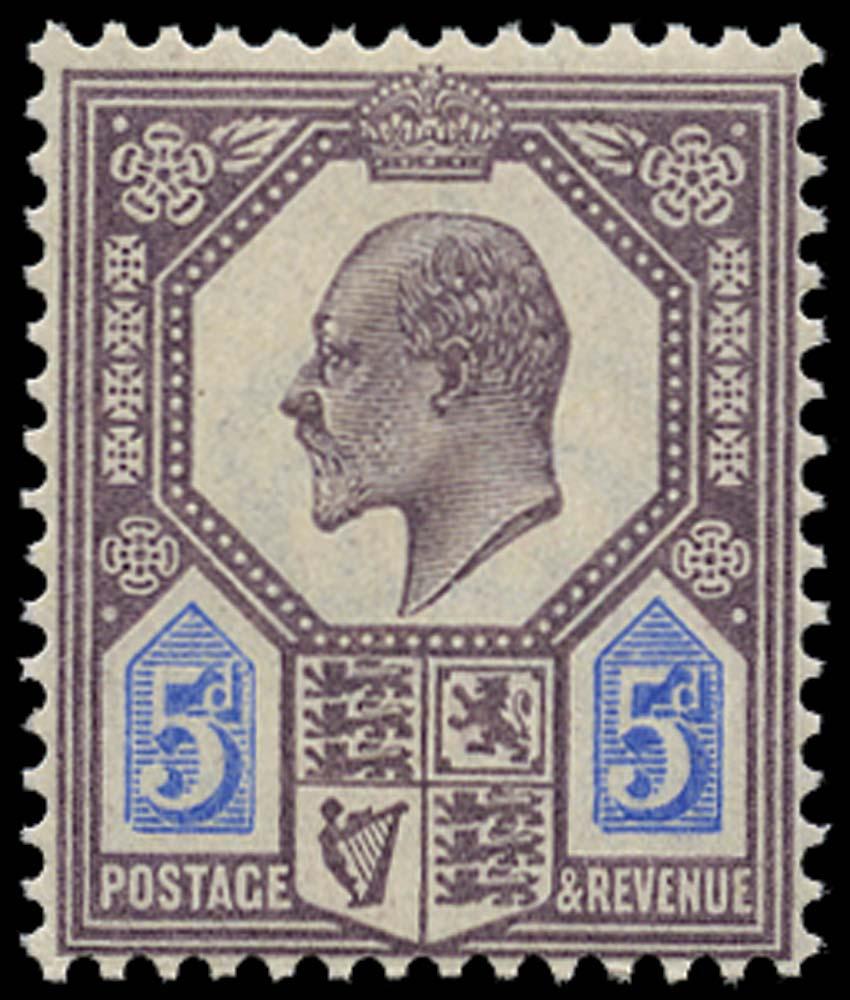 GB 1901  SG242 Mint U/M example