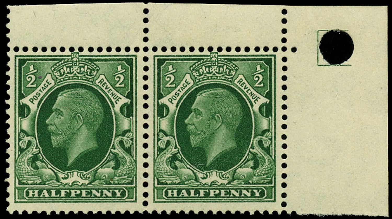 GB 1935  SG439var Mint