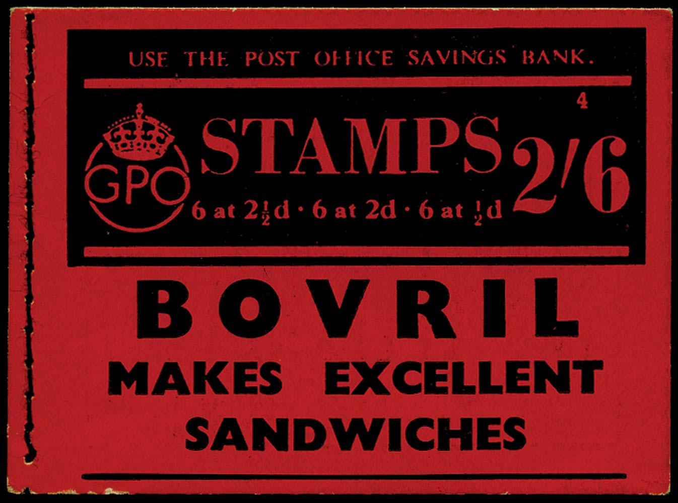 GB 1940  SGBD13 Booklet (Edition No.4)