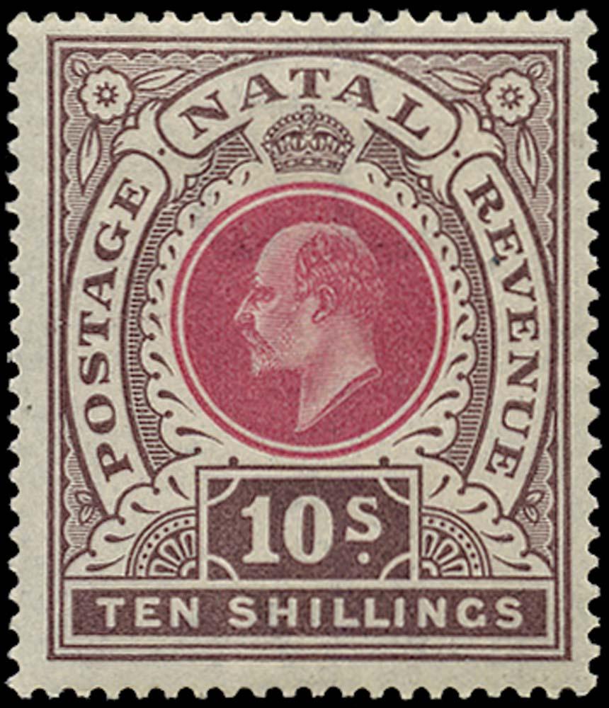 NATAL 1902  SG141 Mint