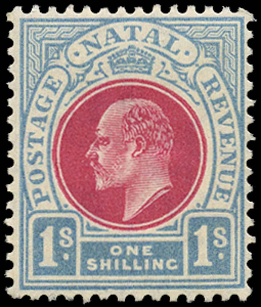 NATAL 1904  SG155 Mint