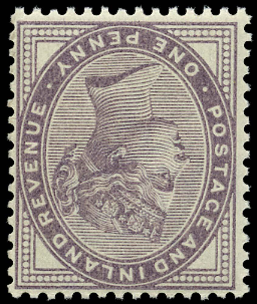 GB 1881  SG172wi Mint U/M example