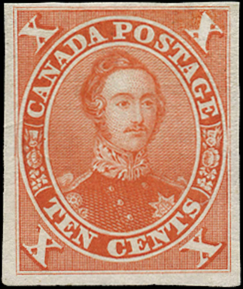 CANADA 1851  SG33 Proof