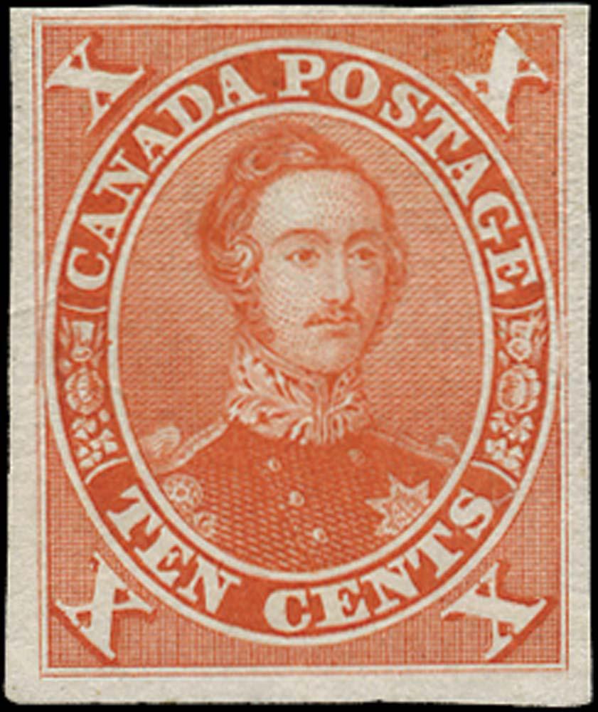 CANADA 1851  SG33 Proof