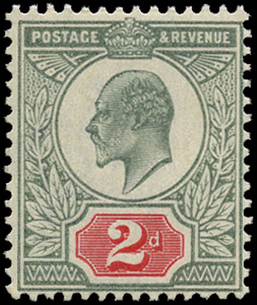GB 1904  SG226 Mint
