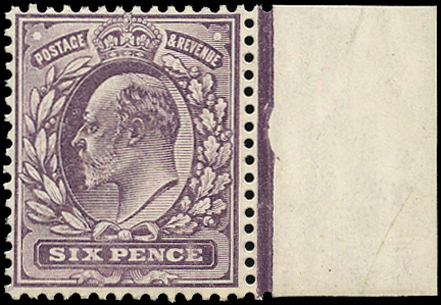 GB 1906  SG248 Mint unmounted o.g.