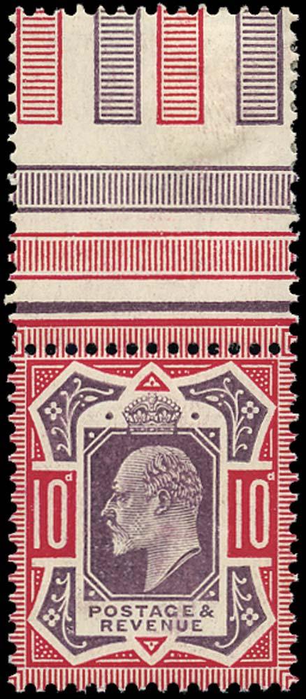 GB 1906  SG255 Mint