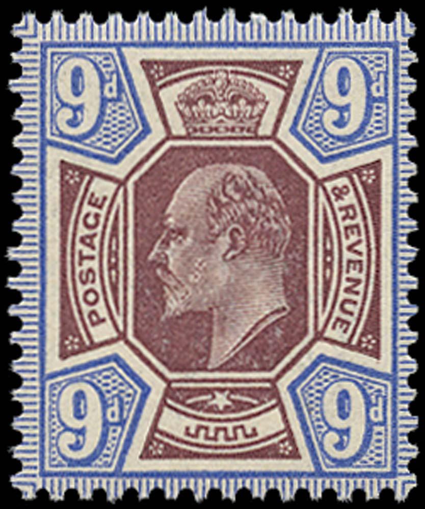 GB 1911  SG306 Mint - unmounted o.g.