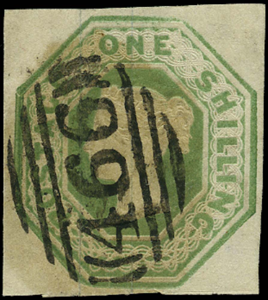 GB 1847  SG55 Used Liverpool