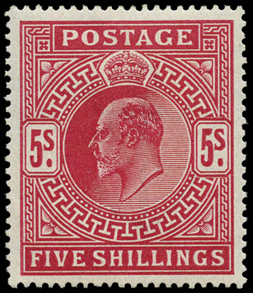 GB 1912  SG318 Mint