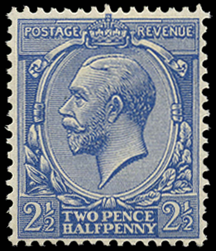 GB 1924  SG422a Mint no watermark variety