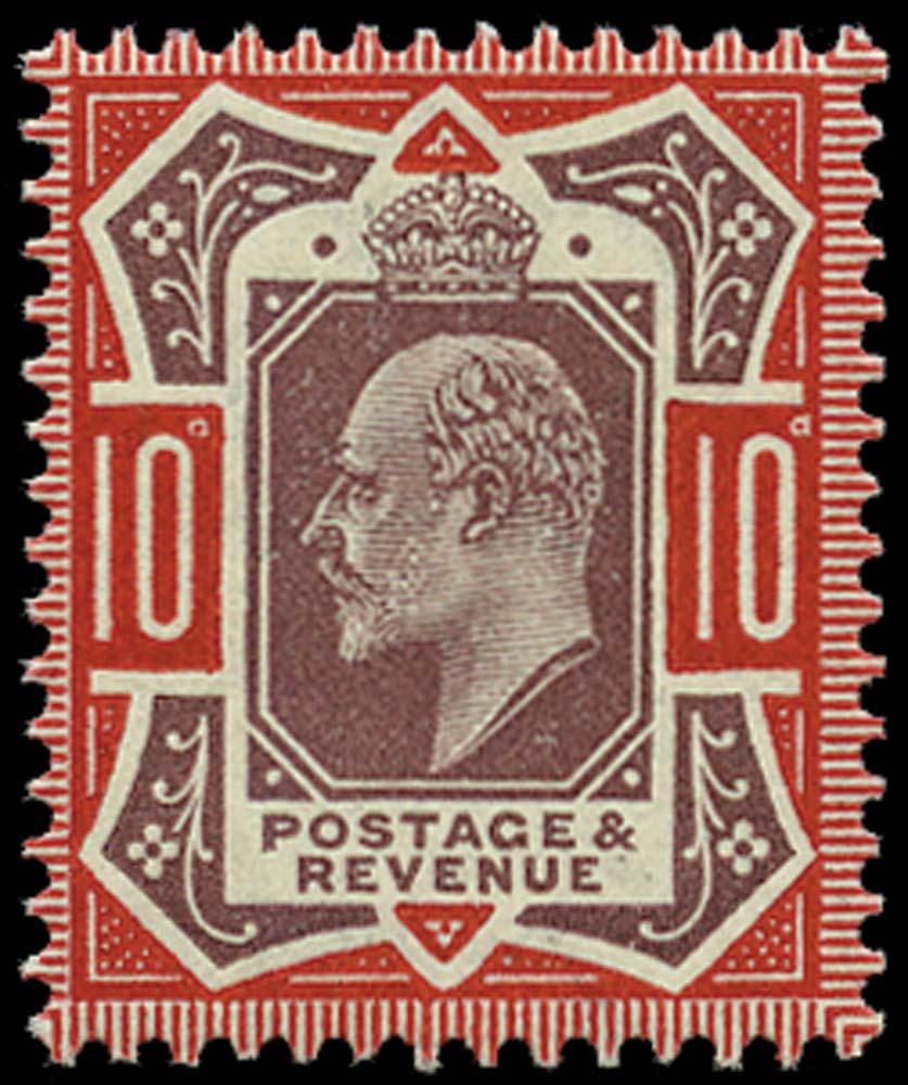 GB 1911  SG309var Mint - unmounted o.g.