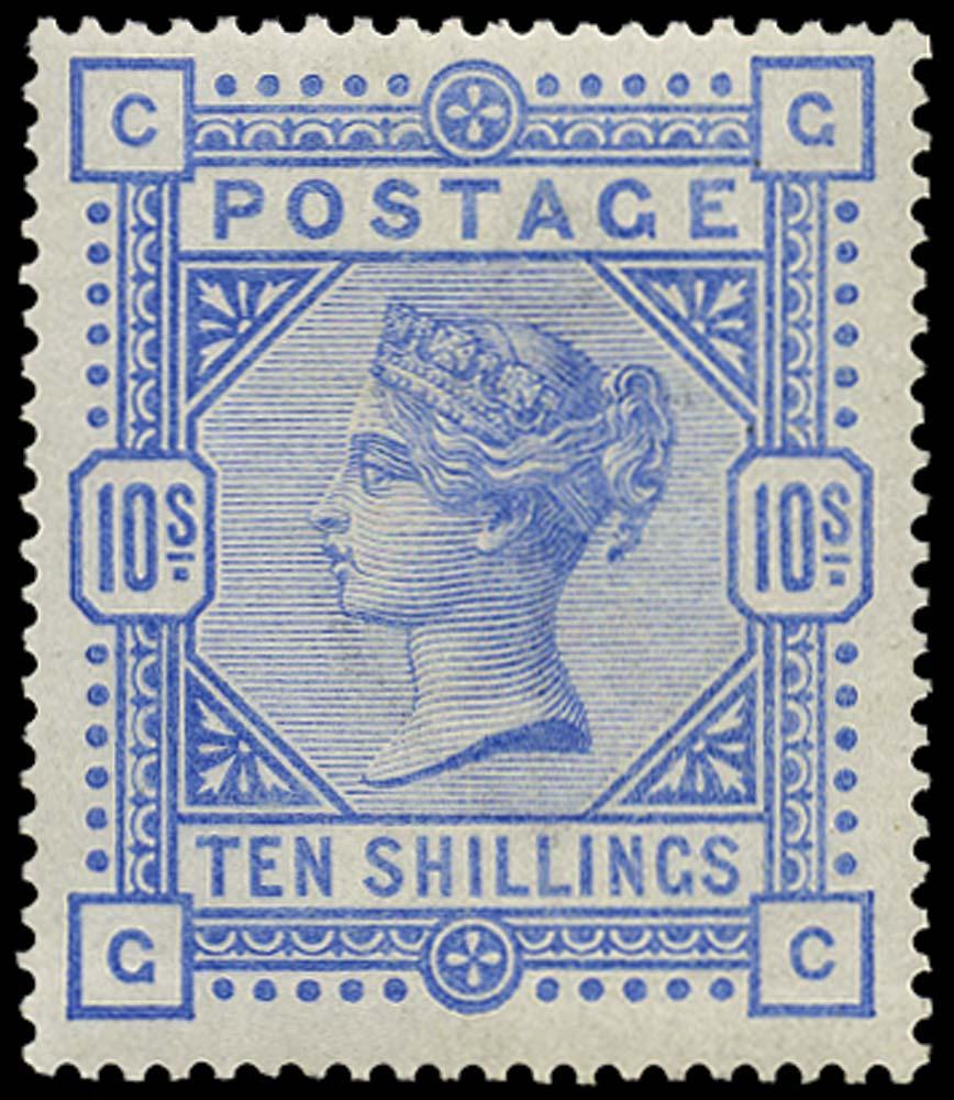 GB 1884  SG183 Mint U/M o.g. example (GC)