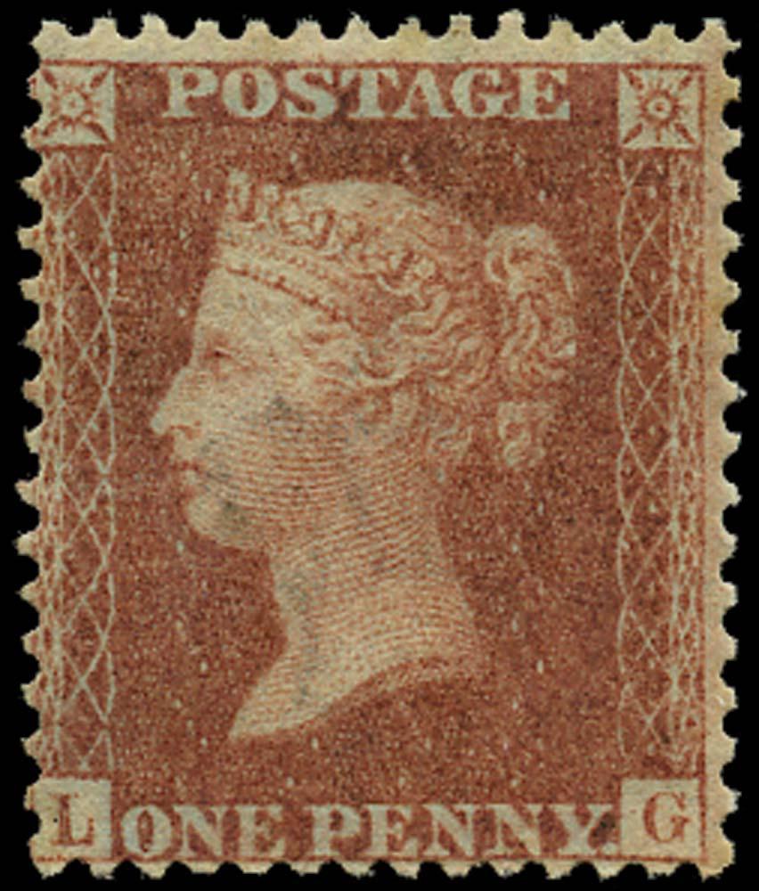 GB 1855  SG32 Pl.24 Mint