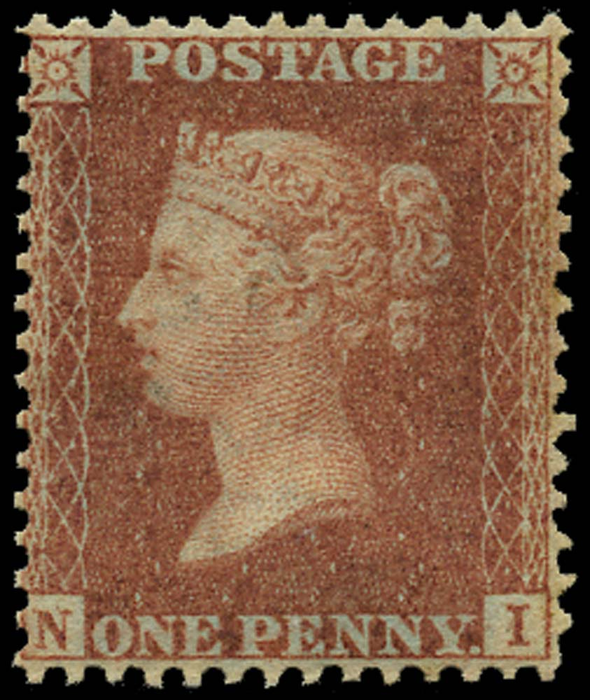 GB 1855  SG32 Pl.24 Mint