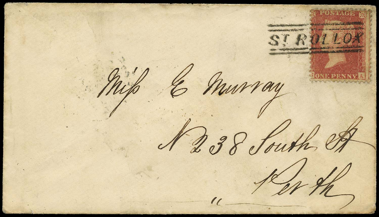 GB 1857  SG40 Cover